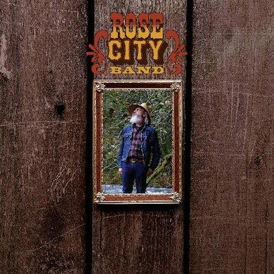 Rose City Band Earth Trip Vinyl Record