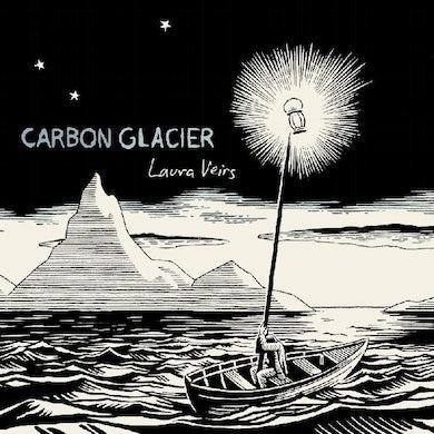 CARBON GLACIER (CLEAR & BLACK SWIRL VINYL) Vinyl Record
