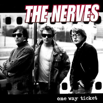 The Nerves One Way Ticket (Clear Purple Vinyl) Vinyl Record