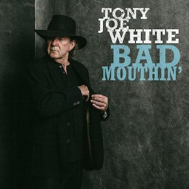 Tony Joe White Bad Mouthin' (Blue Vinyl) Vinyl Record