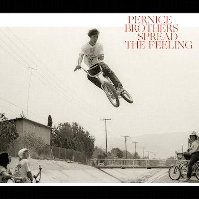 SPREAD THE FEELING (RED VINYL) Vinyl Record