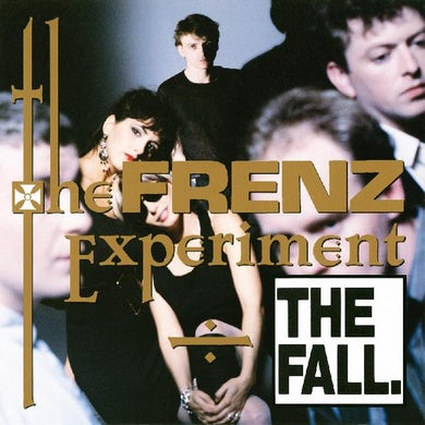 The Frenz Experiment (Expanded Edition) Vinyl Record