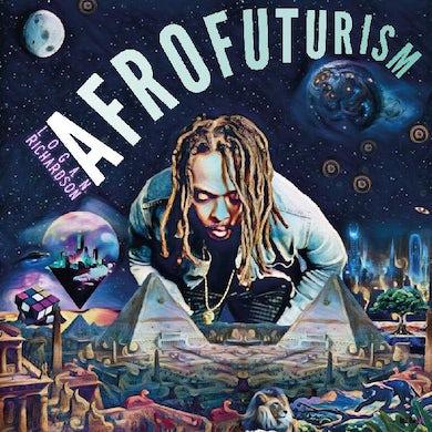 AFROFUTURISM (PURPLE SPLATTER VINYL/2LP) Vinyl Record