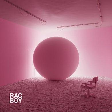 RAC Boy (Clear Pink Vinyl) Vinyl Record