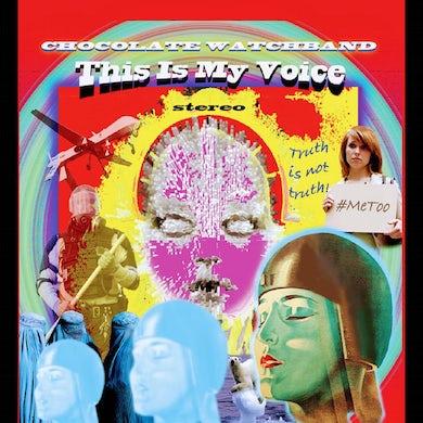 This Is My Voice Vinyl Record