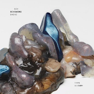 SEX SWING  Type II (Clear Vinyl) Vinyl Record