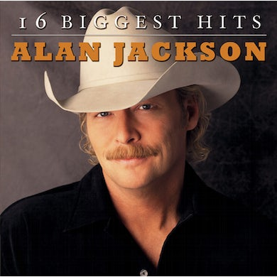 16 Biggest Hits: Alan Jackson CD