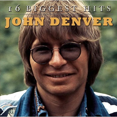 John Denver 16 Biggest Hits CD