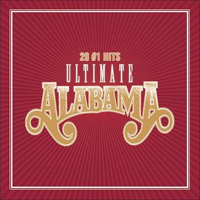 Alabama Ultimate 20 #1 Hits CD