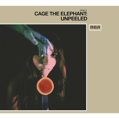 Cage The Elephant Unpeeled CD