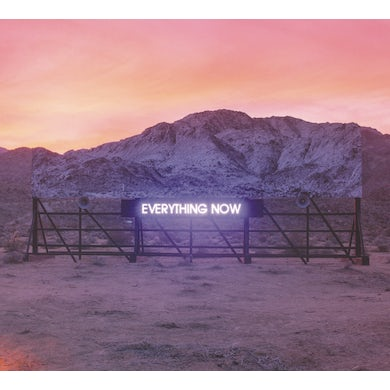 Arcade Fire  Everything Now (Day Version) CD