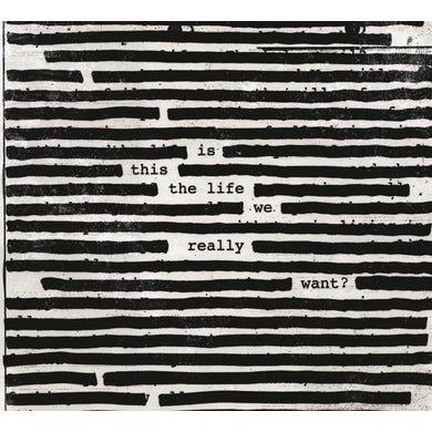 Roger Waters Is This The Life We Really Want? CD