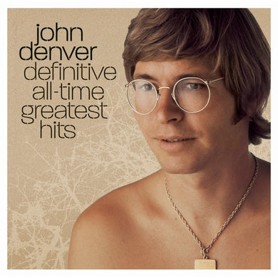 John Denver Definitive All-Time Greatest Hits CD