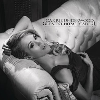 Carrie Underwood Greatest Hits: Decade #1 CD