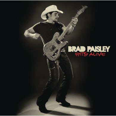 Brad Paisley Hits Alive CD