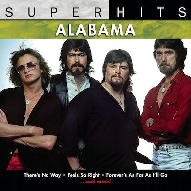 Alabama Super Hits Shopko CD
