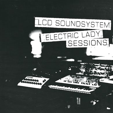 LCD Soundsystem Electric Lady Sessions Vinyl Record