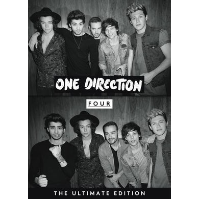 One Direction Four [Deluxe] [Digipak] CD