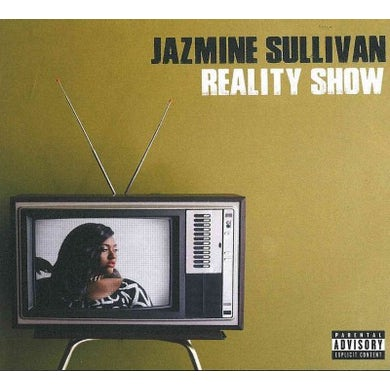 Jazmine Sullivan Reality Show CD