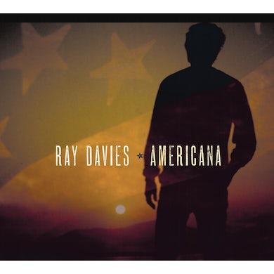 Ray Davies  Americana CD