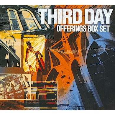 Third Day Offerings Box Set CD