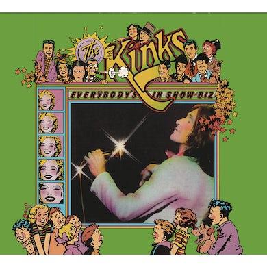 The Kinks Everybody's In Show-Biz CD