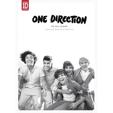 One Direction Up All Night  A CD