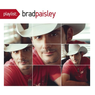 Playlist: The Very Best of Brad Paisley CD