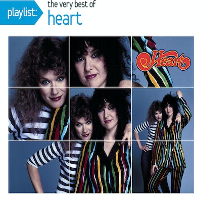 Playlist: The Very Best of Heart CD