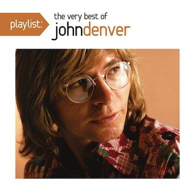 Playlist: The Very Best of John Denver CD