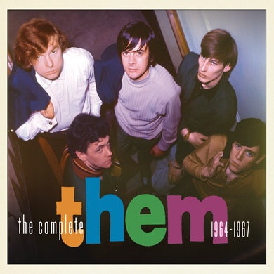 Complete Them (1964-1967) CD