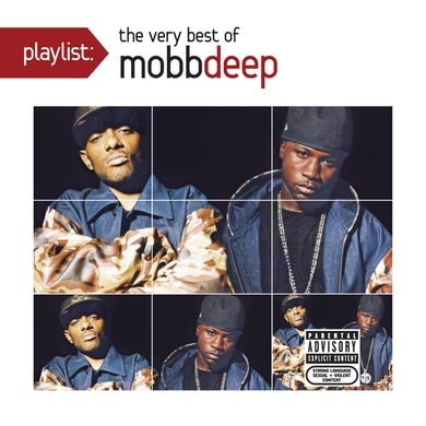 Playlist: The Very Best Of Mobb Deep CD