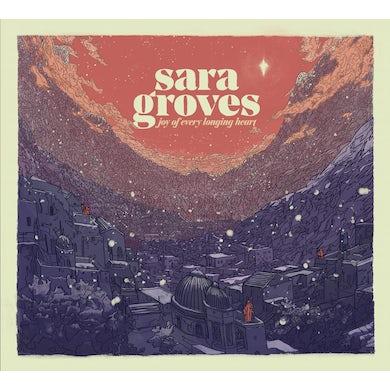 Sara Groves JOY OF EVERY LONGING HEART CD