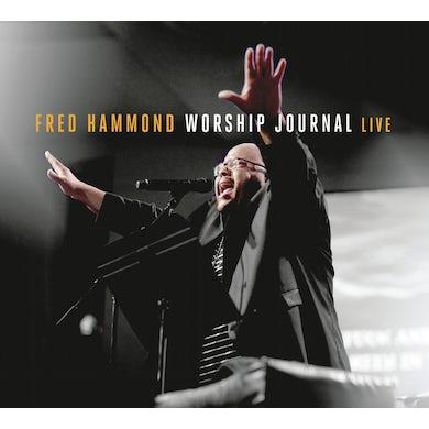 Fred Hammond Worship Journal CD