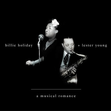Billie Holiday Musical Romance CD