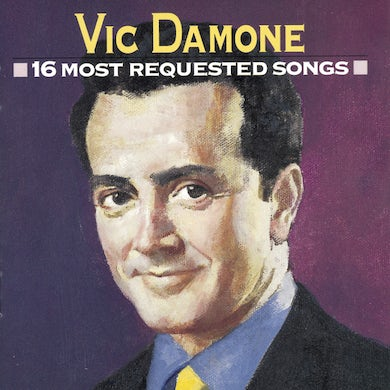 Vic Damone 16 Most Requested Songs CD