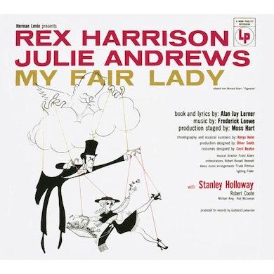 My Fair Lady (OCR) (Original 1956 Broadway Cast Recording) CD