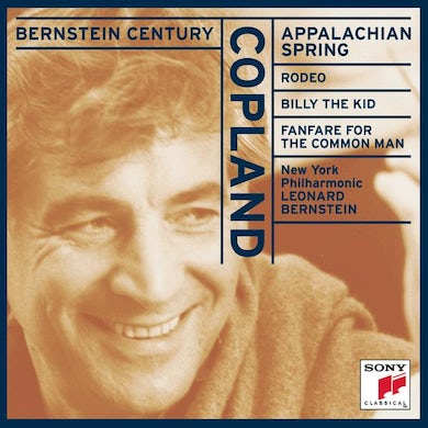 Copland: Appalachian Spring; Rodeo; Billy the Kid; Fanfare for the Common Man CD