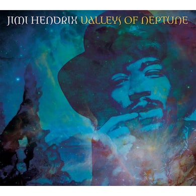 Jimi Hendrix Valleys of Neptune CD