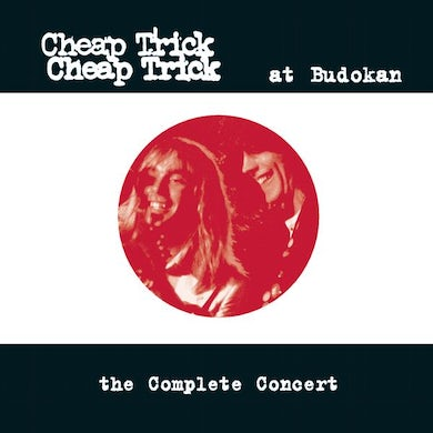Cheap Trick At Budokan:Complete Concert CD