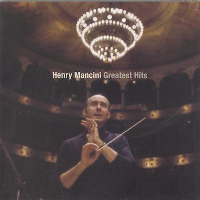 Henry Mancini Greatest Hits CD
