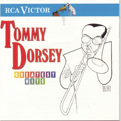 Tommy Dorsey Greatest Hits CD