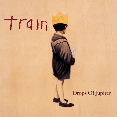 Train Drops of Jupiter CD