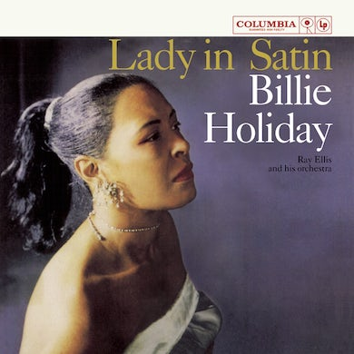 Billie Holiday Lady in Satin CD