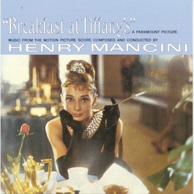Henry Mancini Breakfast at Tiffany's (OST) CD