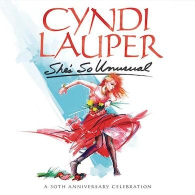 Cyndi Lauper She's So Unusual: A 30th Anniversary Celebration CD