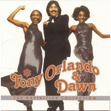 Tony Orlando Definitive Collection CD