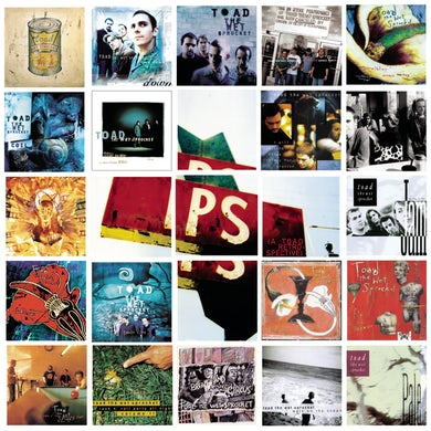 Toad The Wet Sprocket P.S.: A Toad Retrospective CD