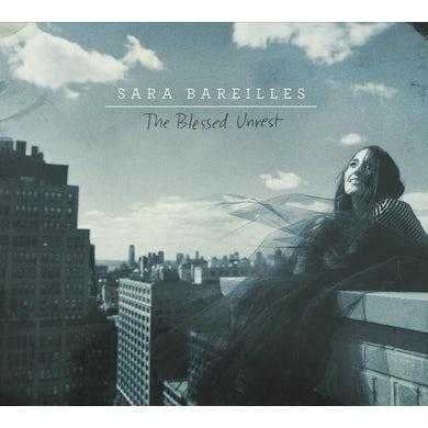 Sara Bareilles Blessed Unrest CD