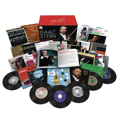 Isaac Stern   The Complete Columbia Anal CD